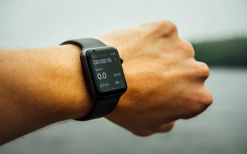 L'orologio da polso per il fitness
