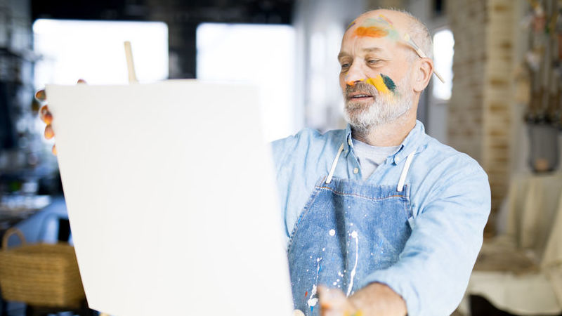 come imparare a dipingere