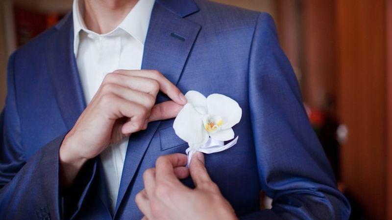 abito sposo blu come sceglierlo