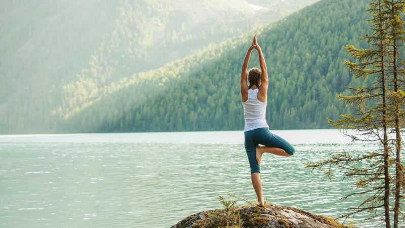 yoga e relax in vacanza