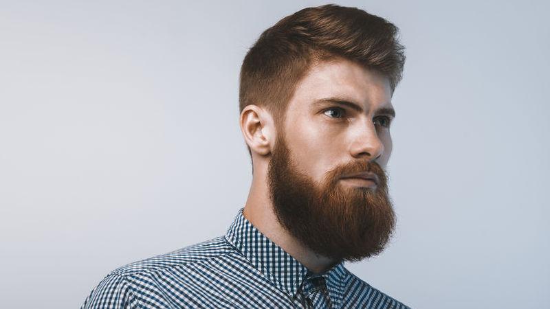 barba uomo tendenze