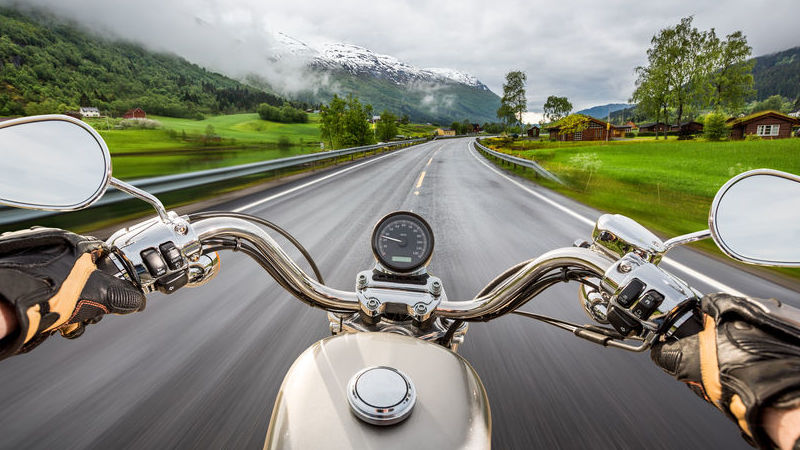 rodaggio moto come fare