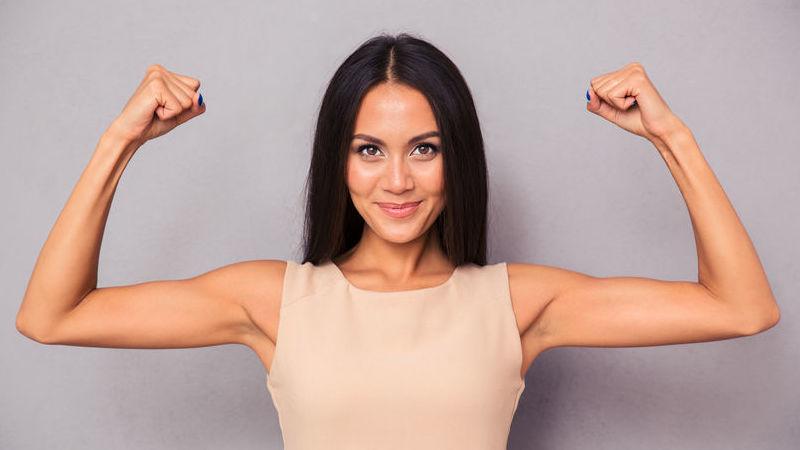 come rassodare le braccia