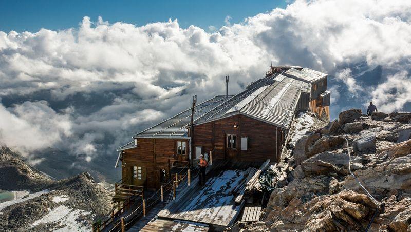 dove alloggiare in montagna