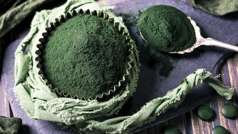 alga spirulina cos'è