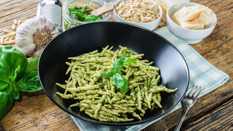 dieci piatti tipici liguri