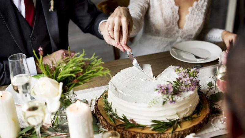 scegliere la torta nuziale