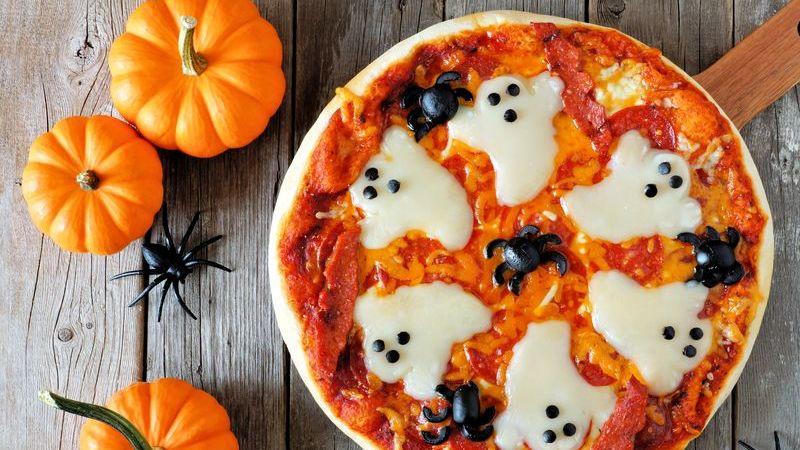 idee menu halloween