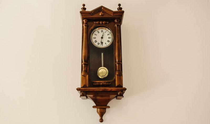 arredare con l'orologio a pendolo