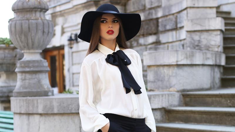 tendenze camicia da donna