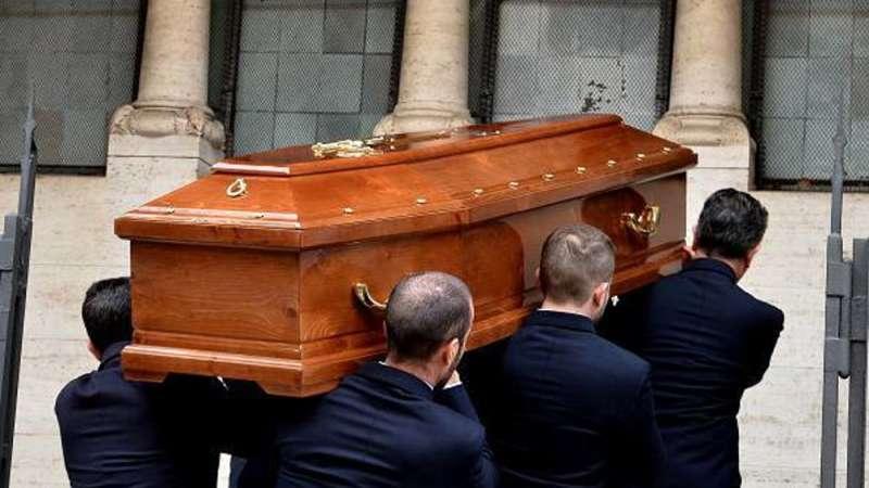 Funerale nullatenente
