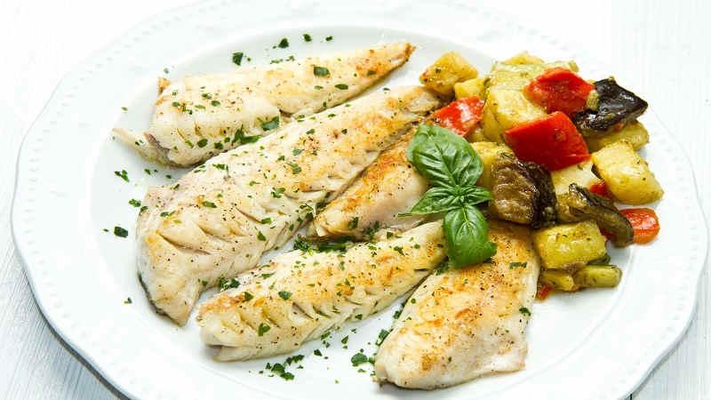 come far mangiare il pesce ai bambini