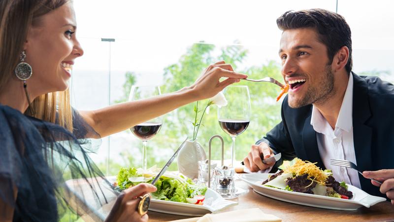 dieta e ristorante