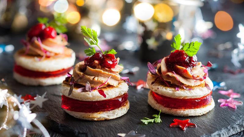 Buffet Natalizio Salato : Tante idee per un buffet elegante paginegialle magazine