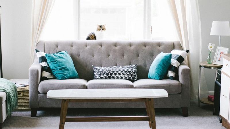 Divano Lino Grezzo : Dare un tocco particolare al soggiorno con i cuscini per divano