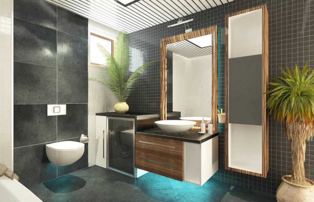Mobili Da Bagno Sospesi Moderni : Sanitari sospesi praticità e stile per un bagno moderno