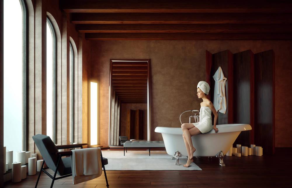 Vasca Da Bagno Vintage Usata : Vasche da bagno free standing una scelta moderna ma dal gusto retrò