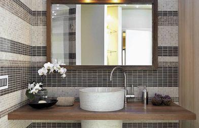 Mobili bagno, perché scegliere un lavabo in legno grezzo