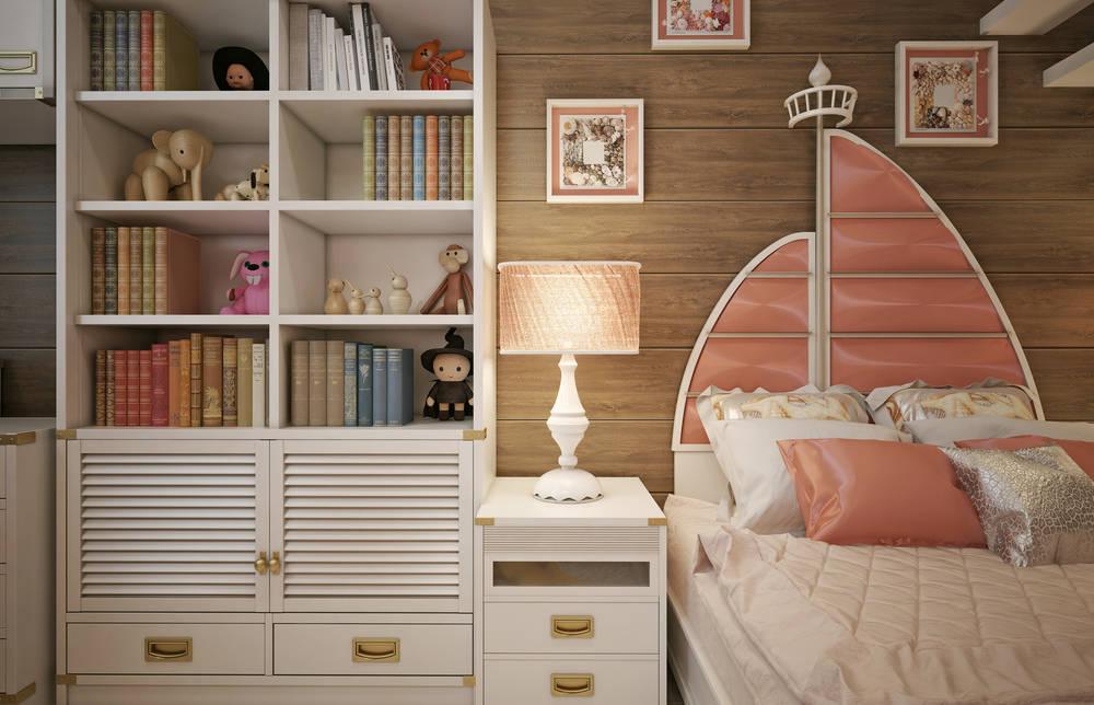Librerie in legno su misura realizzate da maestri falegnami for Librerie piccole dimensioni
