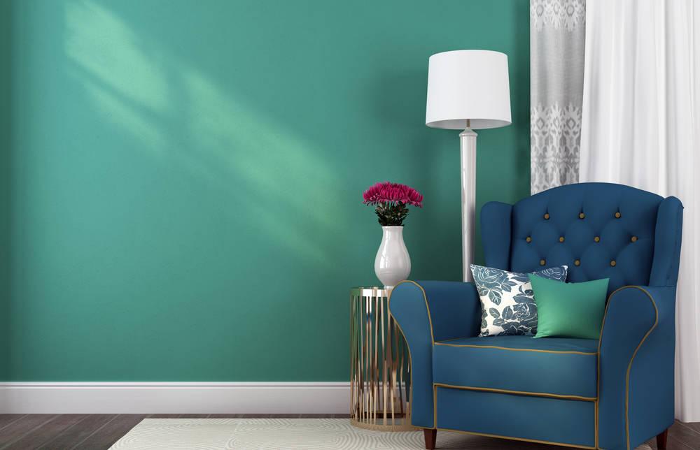 Decorazione pareti tutte le novit e le tendenze per la casa - Ultime tendenze pavimenti interni ...