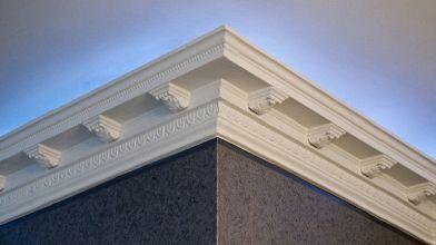Decorazioni Per Soffitti A Volta : Stucchi decorativi e fregi per valorizzare il soffitto di casa