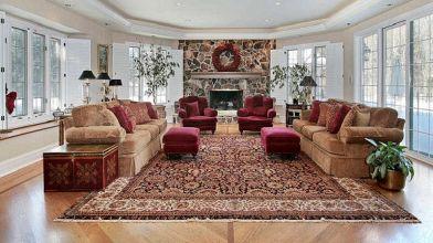 Come arredare la casa scegliendo i tappeti persiani