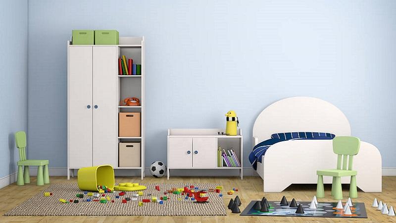 Mobili Portagiochi Per Bambini : Come scegliere l arredamento e i mobili delle camerette per bambini
