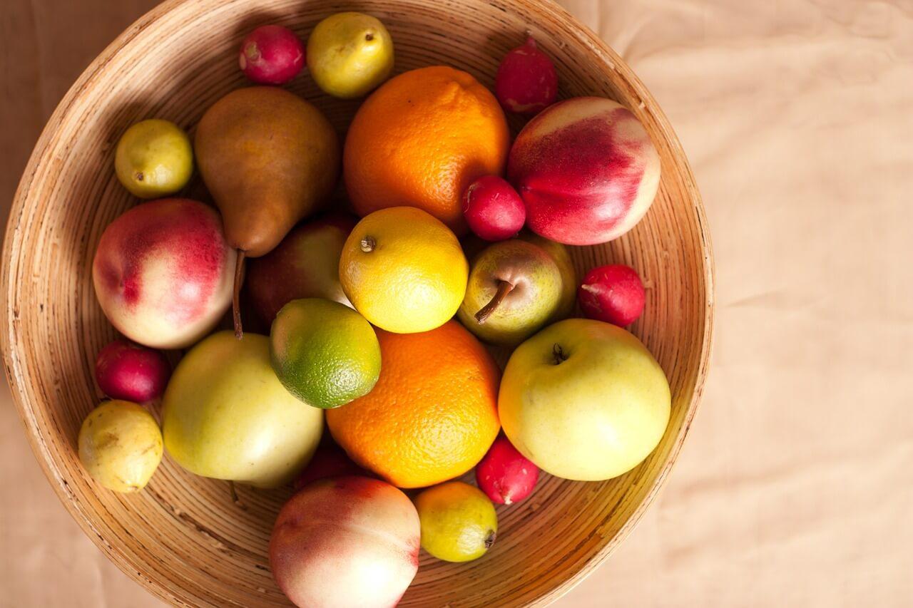 Eliminare i moscerini della frutta