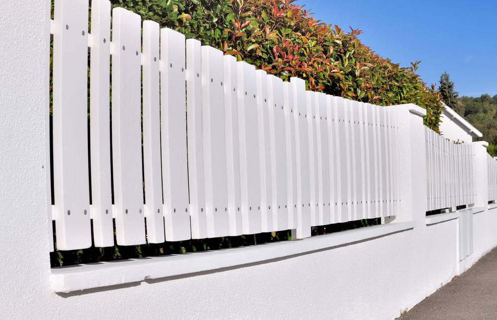 Recinzioni Da Giardino In Pvc : Tutti i vantaggi delle recinzioni in pvc