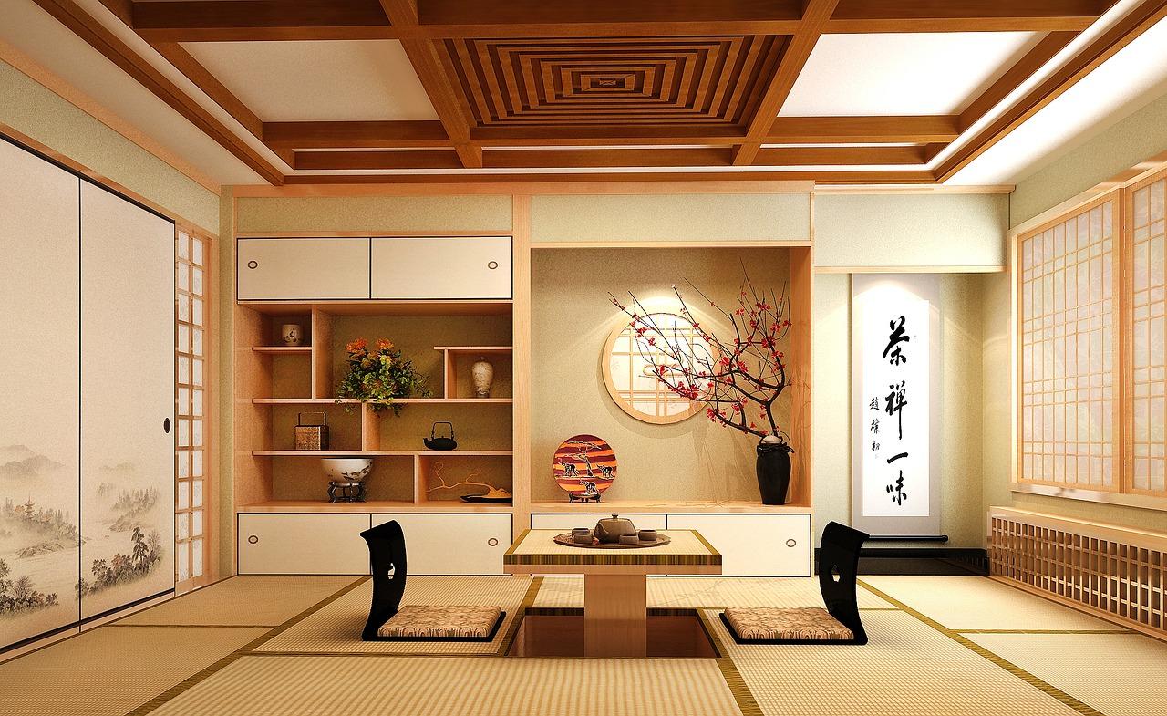 Arredare casa in stile giapponese 10 idee e ispirazioni for Arredamento stile giapponese