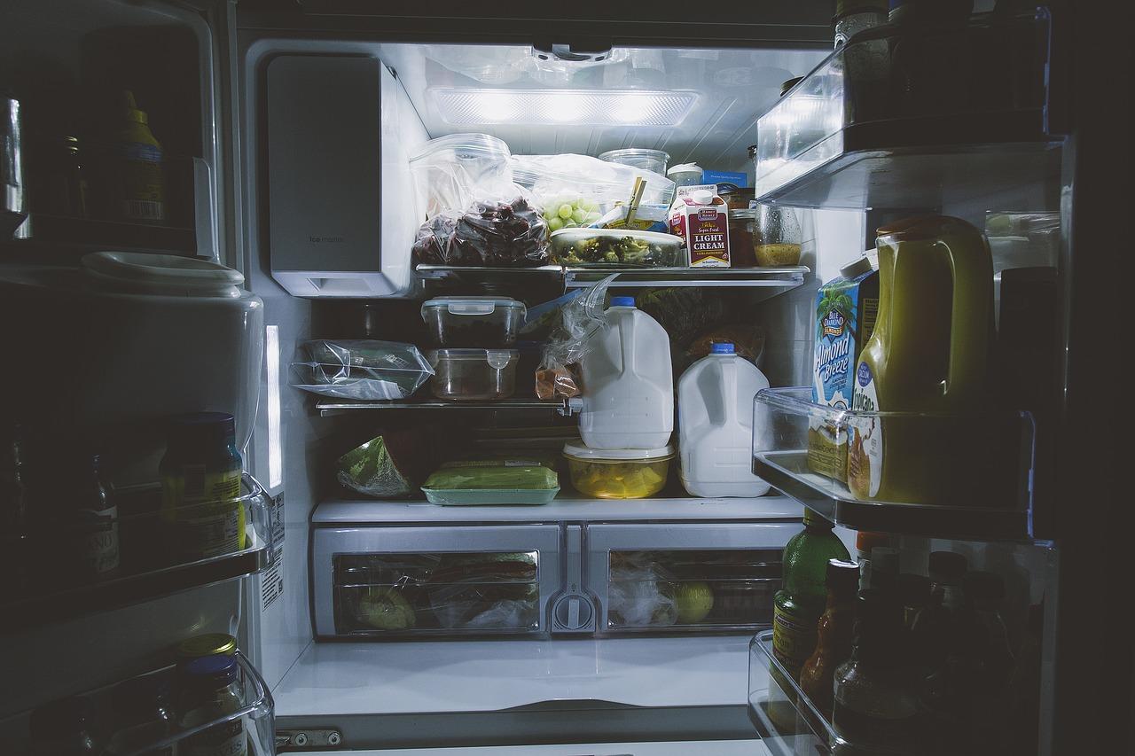 Pulizia frigo freezer