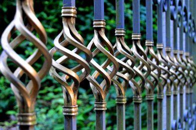 Recinzioni Moderne Tante Idee Per Il Tuo Giardino