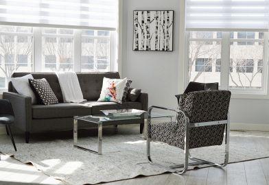Come rivestire un divano: idee, materiali, costi