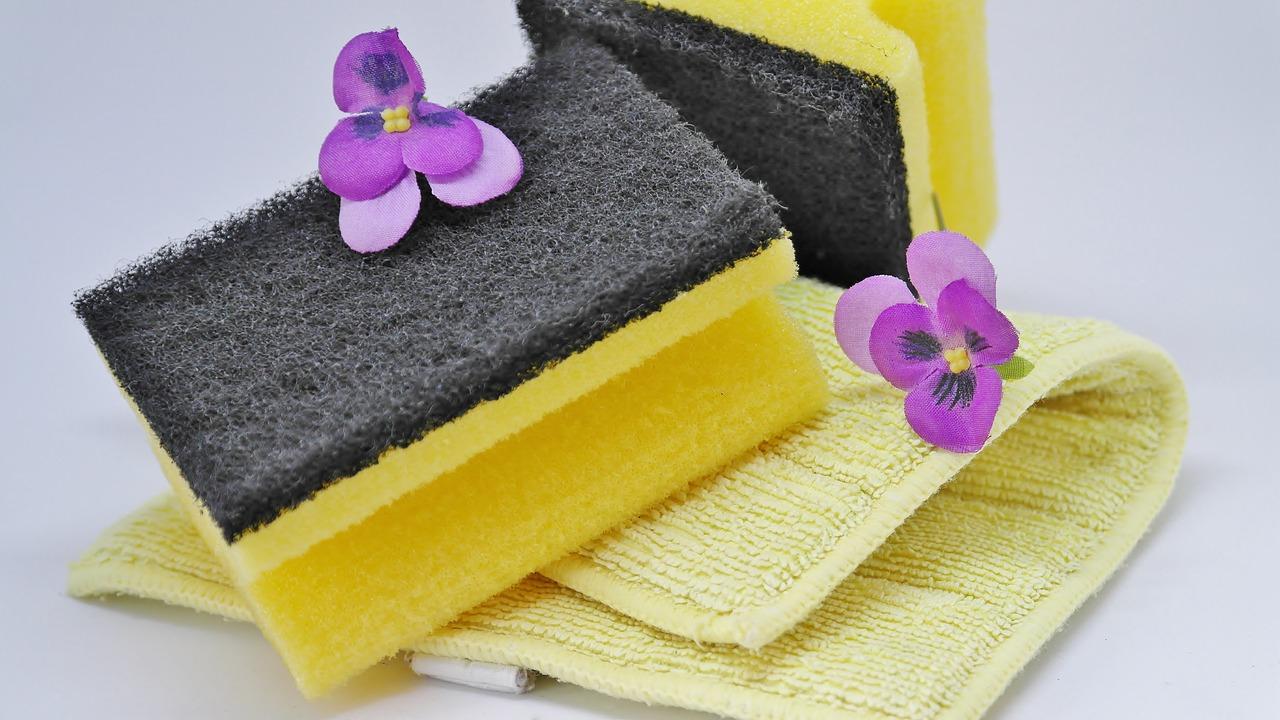 Pulire casa quando si lavora