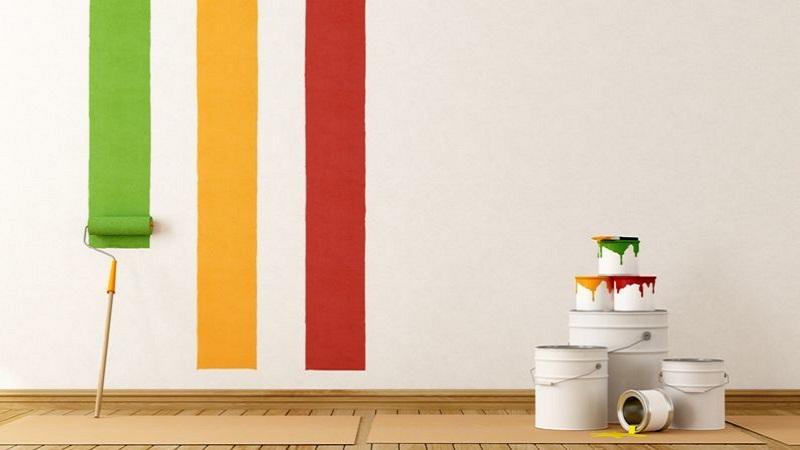 Pittura Pareti Particolare : Pitture per pareti tecniche particolari colori e costi