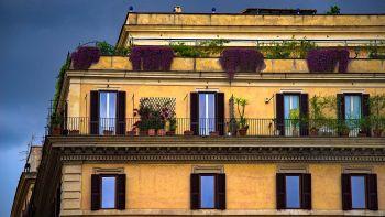 Divisori per terrazzi per suddividere gli spazi e proteggere la privacy