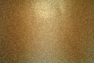 Pareti Bianche E Oro : Pareti con brillantini: come e perché applicare il glitter ai muri