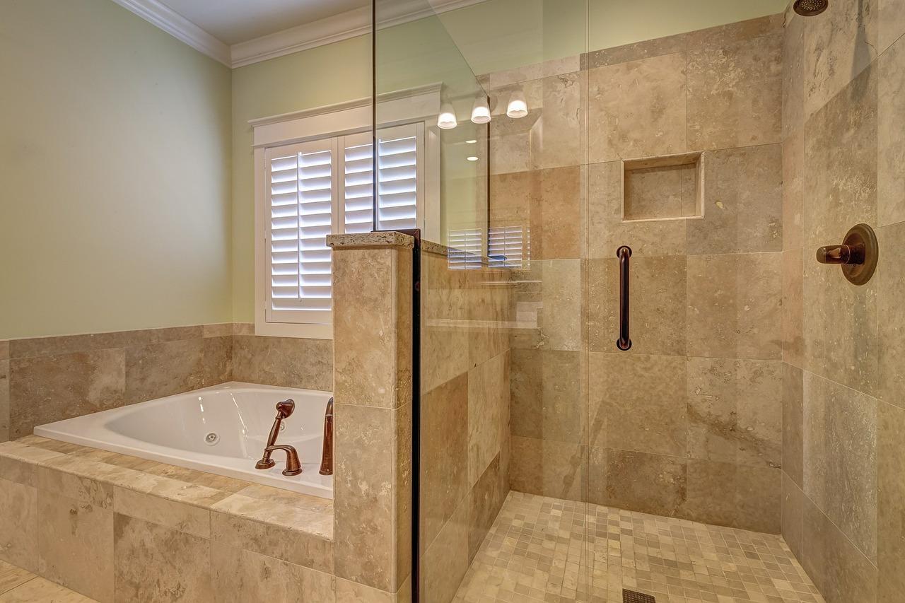 Bagno con mosaico: tante idee per utilizzare le piastrelle a mosaico