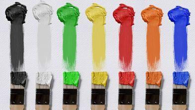 Camera A Righe Verticali : Pareti a righe: colori e consigli per le varie stanze