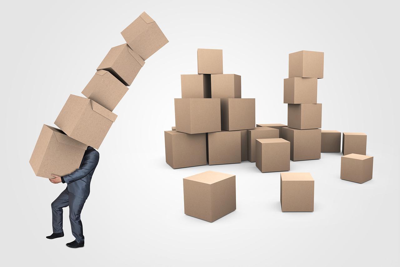 Le spese di trasloco sono detraibili? Sì alla detrazione al 50%