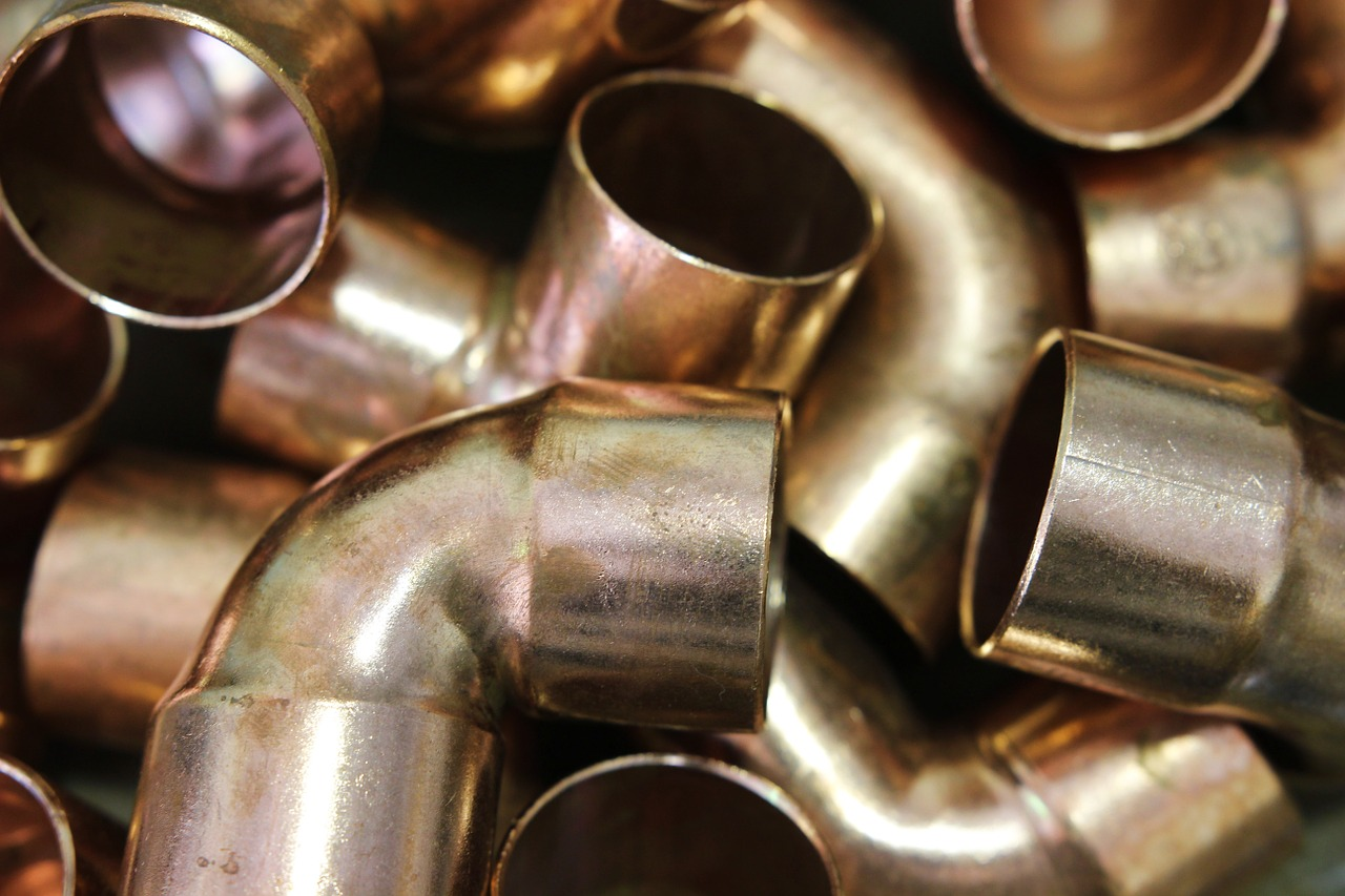 Tubi in rame per impianti idraulici: ecco perché è la scelta giusta