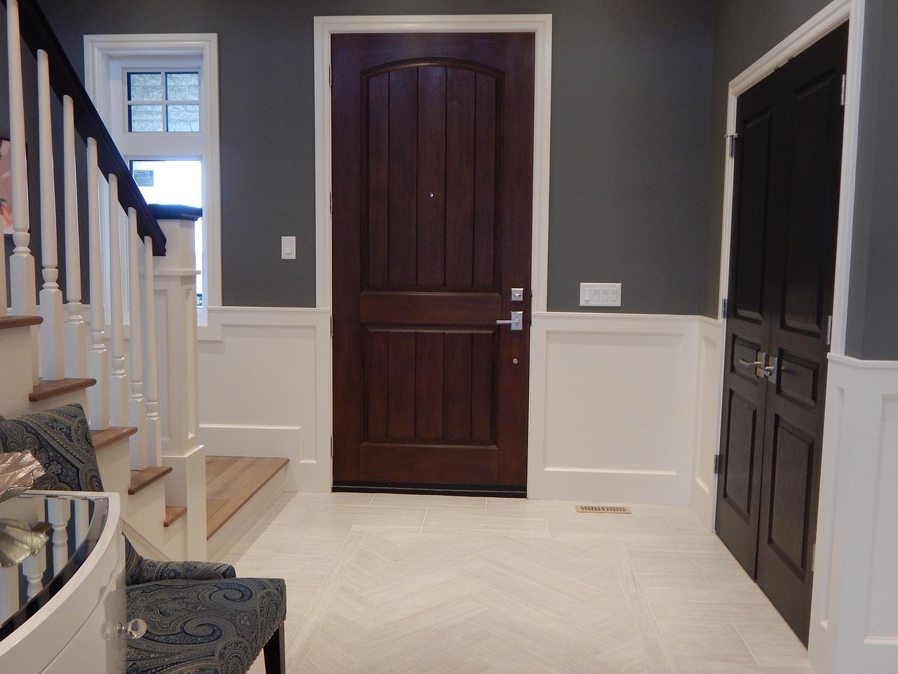 Come scegliere il colore delle porte interne?