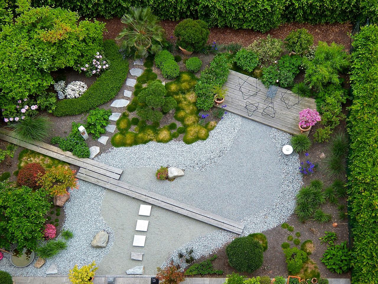 Come realizzare un giardino zen da esterno?