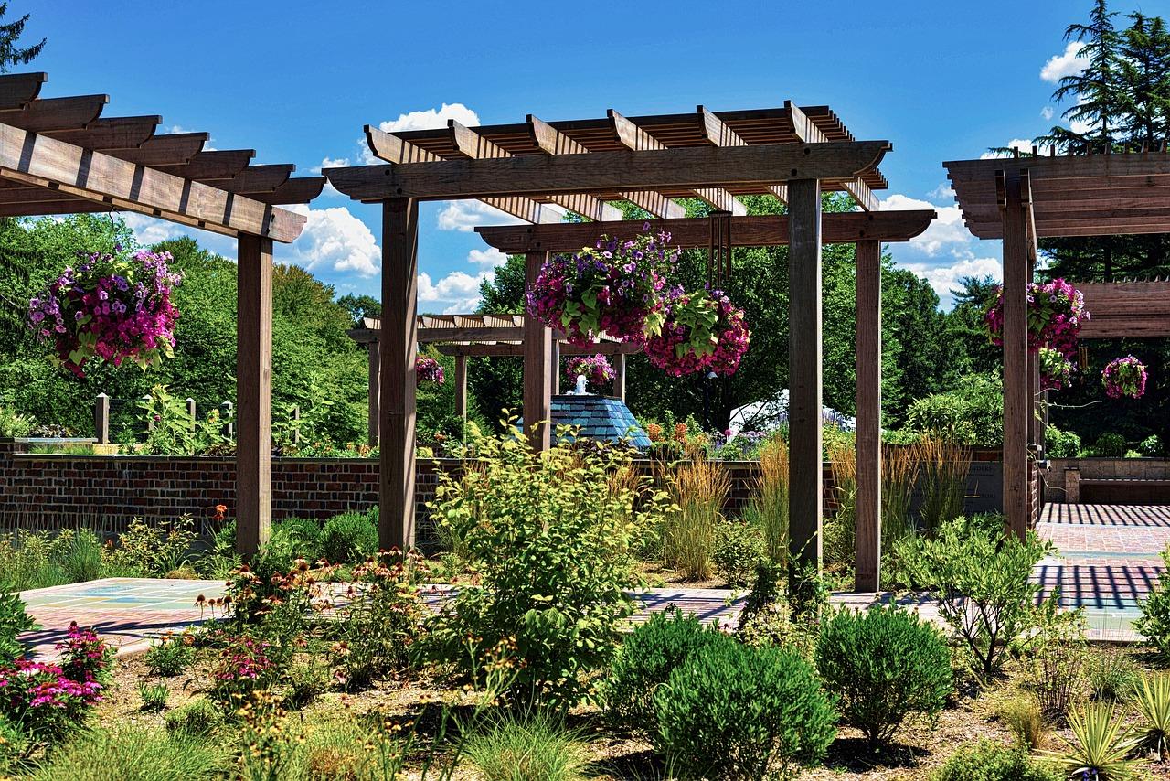 Creare un giardino pensile progettazione e manutenzione