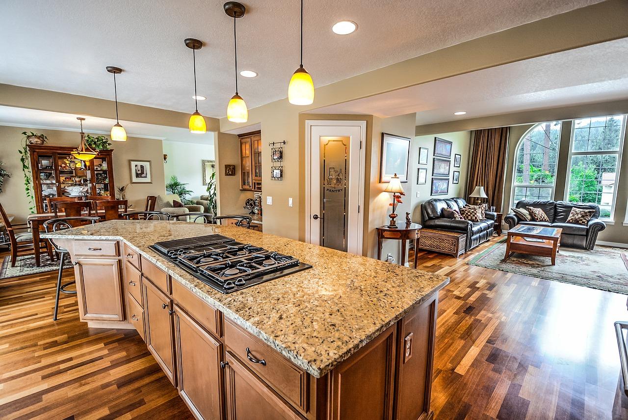 Passavivande: un'idea per mettere in comunicazione cucina e soggiorno