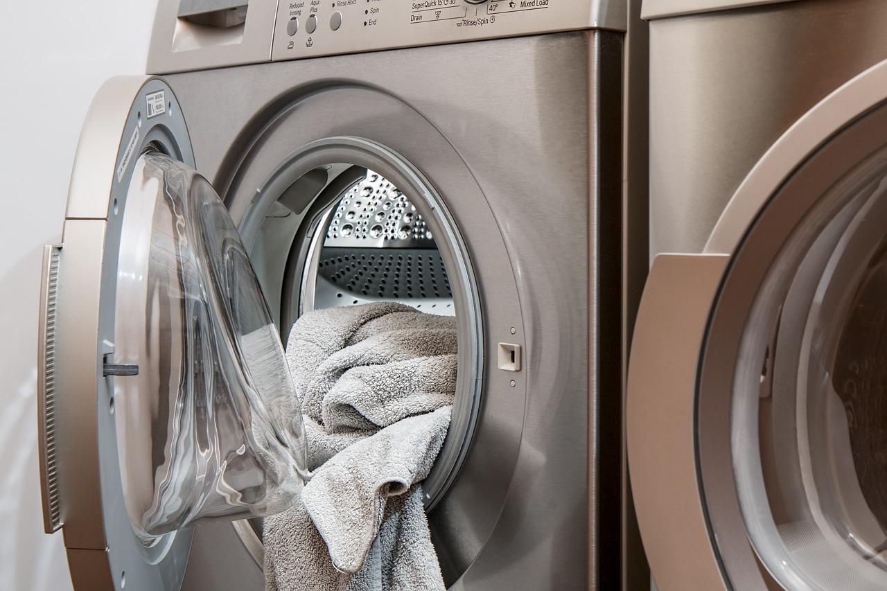 lavatrice bloccata