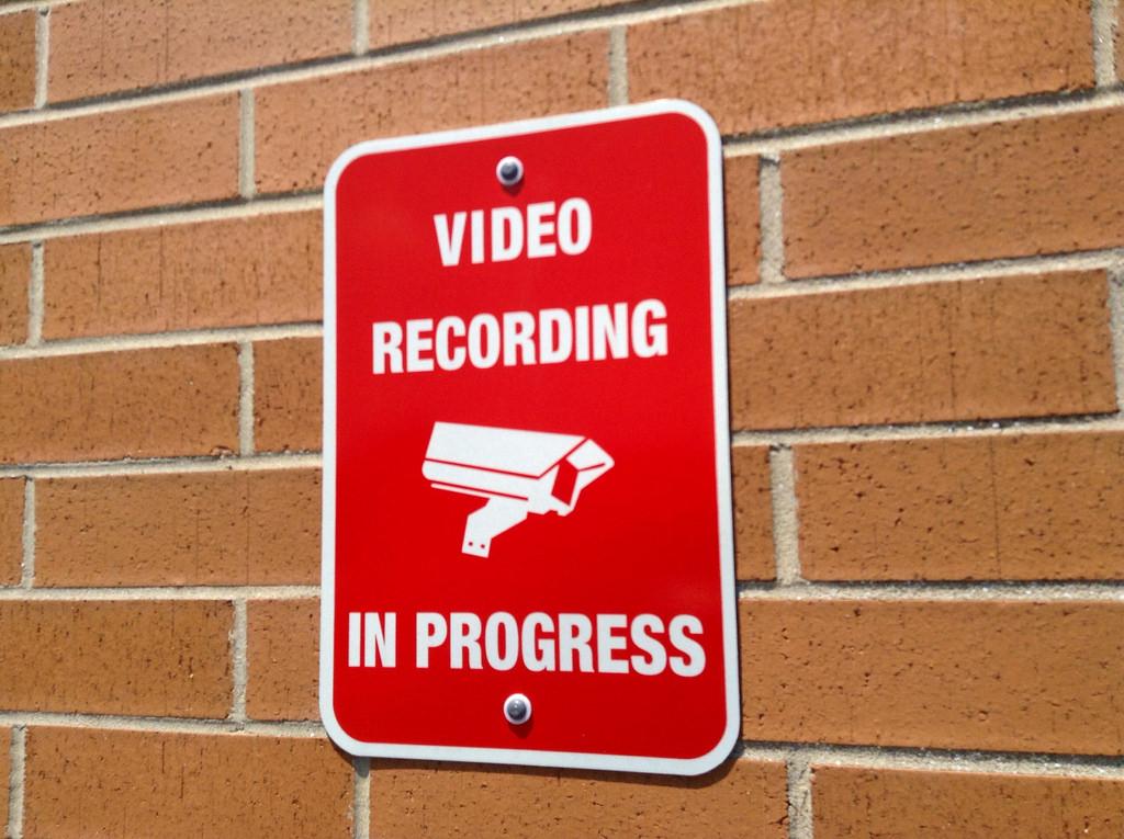 Cartelli videosorveglianza: dove posizionarli e quando
