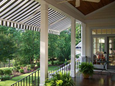 Tende da sole per balconi: tipologie, materiali, prezzi