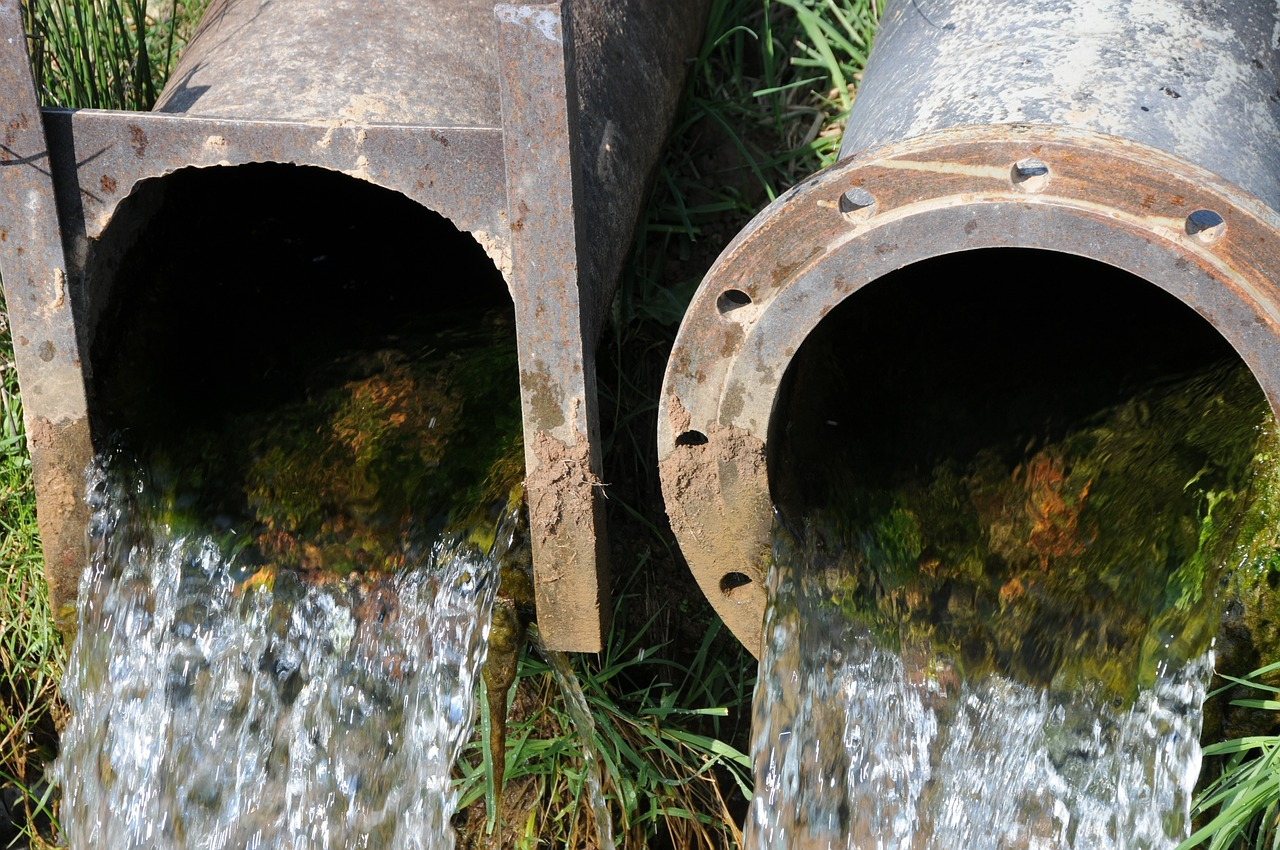 Pendenza fognature per le acque nere: qual è quella minima?