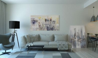 5 modelli di lampade a terra ideali per illuminare la camera da letto